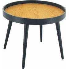 Black Millard Side Table