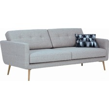Stream Modern 3 Seater Sofa