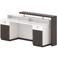 Black Oak Jax Reception Desk
