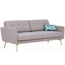 Carter Modern 3 Seater Sofa