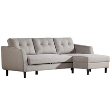 3 Seater Kym Sofa Bed with Chaise