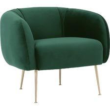 Modern Alero Velvet Armchair