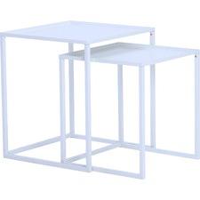 2 Piece Cariad Nesting Table Set