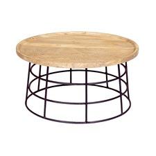 Amin Mango Wood Coffee Table