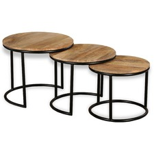 3 Piece Felix Nesting Table Set
