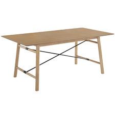 Light Timber Zuma Dining Table