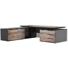 Phoenix Wooden Executive Desk