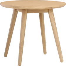 Oringo Oak Wood Side Table