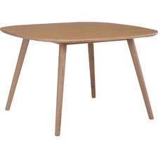 Natural Preston Oak Wood Dining Table