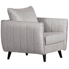 Light Grey Zac Armchair
