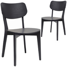 Gabby Wooden Dining Chair (Set of 2)
