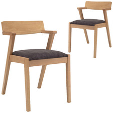 Tyra Dining Chairs (Set of 2)