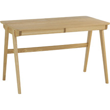 Kelly American Oak Study Desk