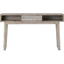 Madrid Acacia Wood Console Table