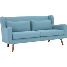 Aquamarine Safari 3 Seater Sofa