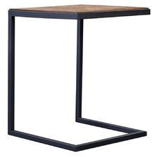 Luka Wooden Side Table
