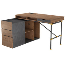 140cm Parker Computer Desk