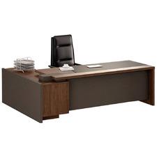 Walnut McLay Executive Desk