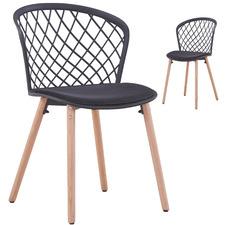 Greville Velvet Dining Chairs (Set of 2)