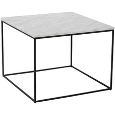 Luccas Marble-Top Coffee Table