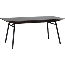 Dark Timber Lavinia Extendable Dining Table