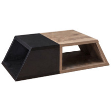 Dark Timber Fabio Coffee Table
