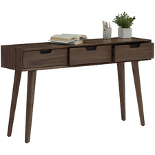 Woodline Mocha Tomell Console Table