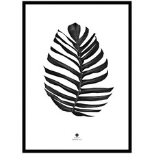 Jungle Leaf Framed Printed Wall Art