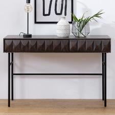 Dark Timber Lavinia Console Table