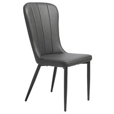Luella Faux Leather Dining Chair