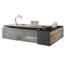 Natalia Executive Desk with Lift