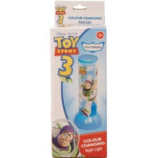 Toy Story 3 Colour Changing Night Light