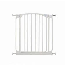Doorway Standard Security Gate in White