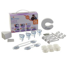26 Piece Household Safety Kit