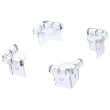 Clear Corner Protectors (Set of 4)