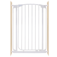 White Extra Tall Chelsea Baby Safety Gate
