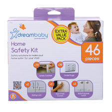 46 Piece Home Safety Set