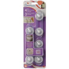 7 Piece Mini & Multi-Purpose Latch Set