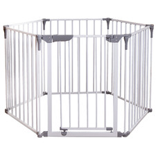 White Royale Converta Play Pen