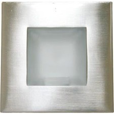 LV Mini Square Stairway Recessed Wall Light