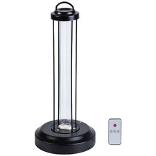 UV Sterilizer Table Lamp with Remote Control