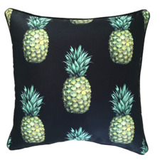 Jungle Fruits Pineapple Outdoor Cushion