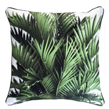 Majestic Palm Outdoor Cushion