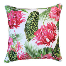Sorrento Flower Outdoor Cushion