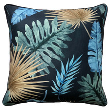 Paradise Palm Leaf Outdoor Cushion