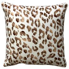 White Safari Outdoor Cushion