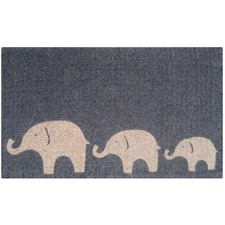 Elephants Doormat