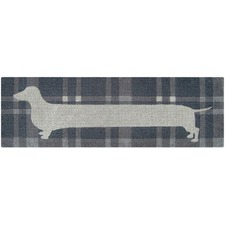 French Long Dog Doormat