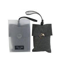Rectangle Pocket Sachet in Grey