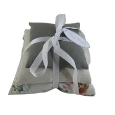 3 Layer Square Sachet in Grey (Set of 2)